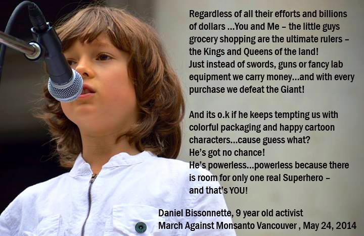 Daniel's Quote