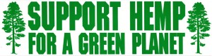 S629-Support-Hemp-For-A-Green-Planet-Bumper-Sticker-Decal